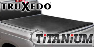 Truxedo Titanium Tonneau Covers