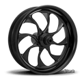 Xtreme Machine Wheels Turbo Black