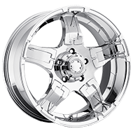 Ultra 194C Drifter Chrome Wheels