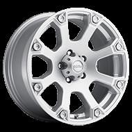 Ultra Wheels<br /> 245 Spline Ultra Armor Silver