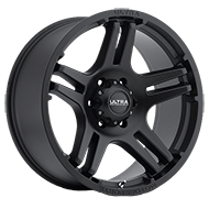 Ultra Wheels<br /> 264 Bully All Satin Black