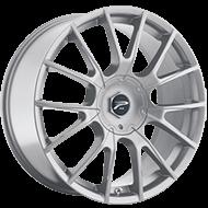 Platinum Wheels<br /> 401S Marathon Bright Silver with Ultra Armor All-Season Coating