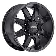 Ultra Wheels<br /> 225 Phantom Satin Black