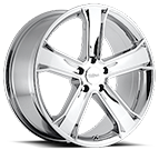 Ultra Wheels<br /> 423 Knight Chrome
