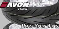 Avon Ultra Sport Tires