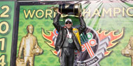 Vance & Hines Bags Another NHRA Championships Title