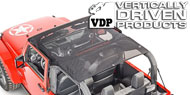 VDP KoolBreez™ Brief Top Nylon Mesh for 2003-2006 Wrangler Unlimited TJL