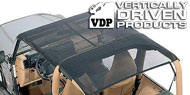VDP KoolBreez™ Brief Top Nylon Mesh for 1992-1995 Jeep YJ Wrangler
