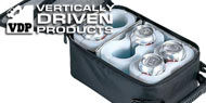 Vertically Driven Products <br>Jeep 6-Pack Can Chillers