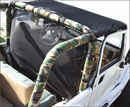 VDP Jeep <br>Sport Bar Covers & Pads