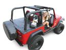 VDP Jeep <br>Tonneau Covers