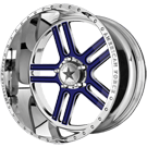 American Force Wheels<br /> VECTOR FP5 Polished