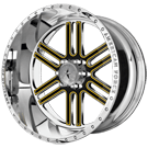 American Force Wheels<br /> VECTOR FP6 Polished