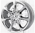 Veloche Wheels <br/>Spike 520 Chrome