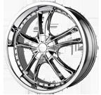 Veloche Wheels <br/>Ventata 590 Chrome