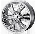 Veloche Wheels <br/>Verzio 940 Chrome