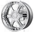 Veloche Wheels <br/>Vicious 915 Chrome
