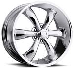 Vision Wheels <br>142 Legend 6 Chrome