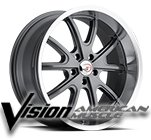Vision Muscle Cars Wheels