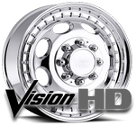 Vision H.D Truck/Trailer Wheels