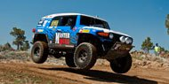 Volant Performance Products Impress the Off Road World