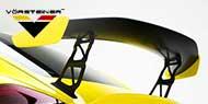 Vorsteiner Aero Riser Extension<br /> Porsche 981 Cayman GT4 V-CS