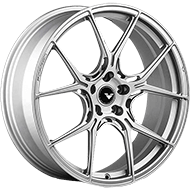 Vorsteiner Forged Sports 001 Brushed Aluminum Wheels