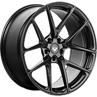 Vorsteiner V-FF 101 Mystic Black Wheels