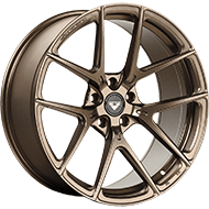 Vorsteiner V-FF 101 Patina Bronze Wheels
