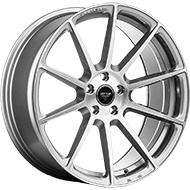 Vorsteiner V-FF 102 Brushed Aluminum Wheels