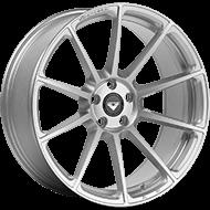 Vorsteiner V-FF 102 Mercury Silver Wheels
