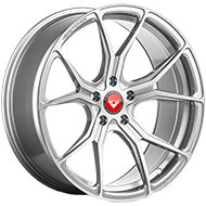 Vorsteiner V-FF 103 Brushed Aluminum Wheels