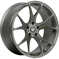 Vorsteiner V-FF 103 Brushed Titanium Wheels