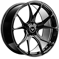 Vorsteiner V-FF 103 Mystic Black Wheels
