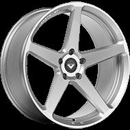 Vorsteiner V-FF 104 Mercury Silver Wheels
