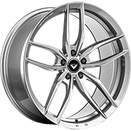 Vorsteiner V-FF 105 Brushed Aluminum Wheels