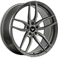 Vorsteiner V-FF 105 Titanium Machine Wheels