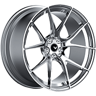 Vorsteiner Forged Nero 501 Monoblock Wheels