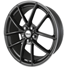Voxx Wheels <br>Asti Graphite Machined