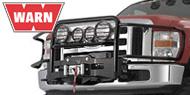 Warn Gen II Trans4mer <br />Bumper Mounting System