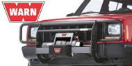 Warn Jeep Trans4mer Winch <br>Bumper Mounting System