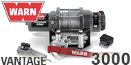 Warn Vantage 3000 ATV Winch