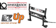 Wheeldock EZ UP Stands