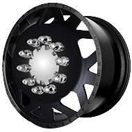 American Force Wheels<br /> WEAPON Black