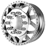 American Force WEAPON Polished Wheels