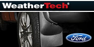 WeatherTech Mud Flaps <br />Ford