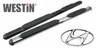 Westin Hyundai 4 Inch Oval Nerf Bars