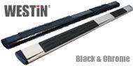 Westin 6 Inch Oval Nerf Bars