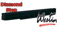 Westin Diamond Step Series <br>Universal Bumpers
