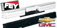 Fey Diamondstep Universal Bumper <br>for Chevy/GMC